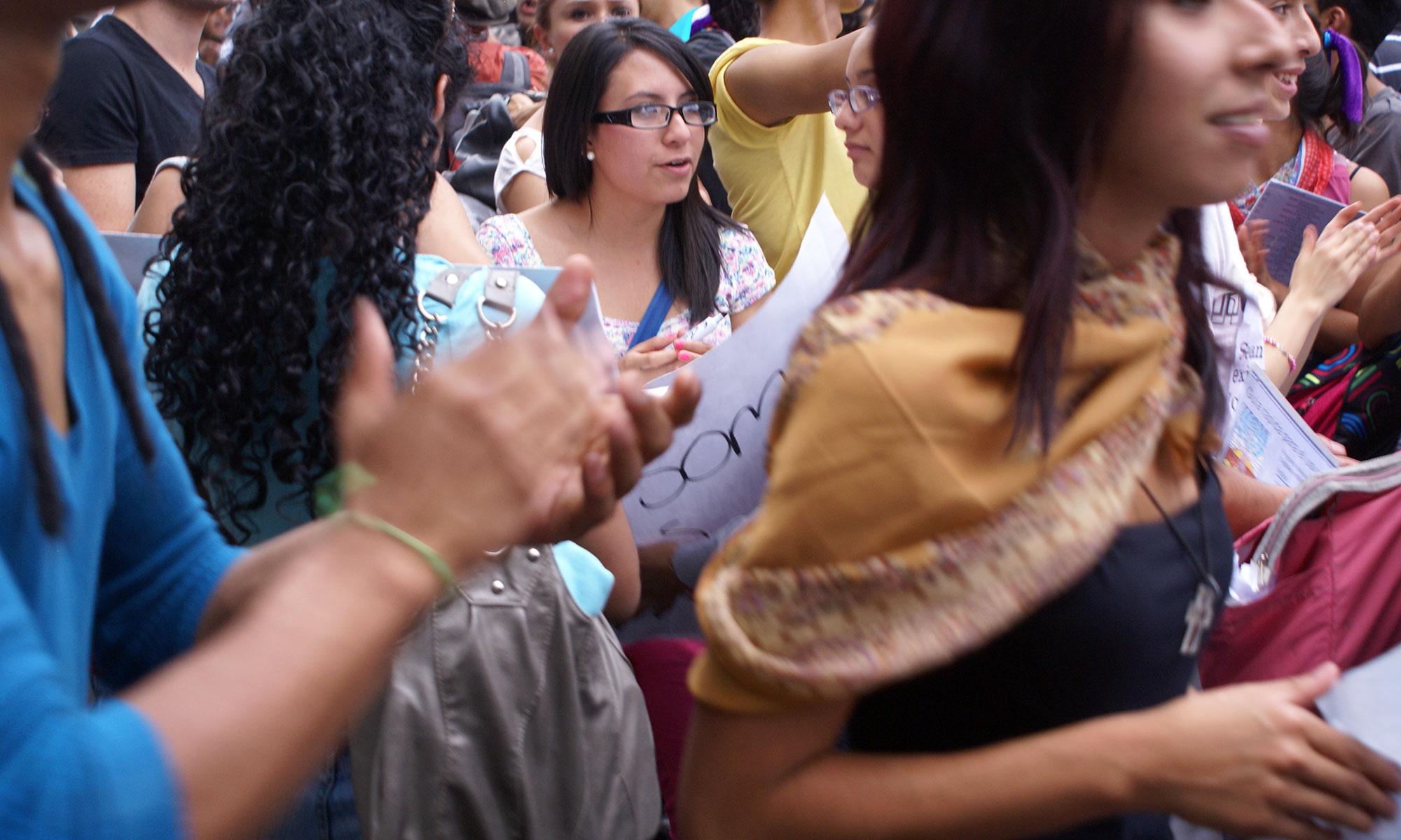 Cultura política de los jóvenes en México